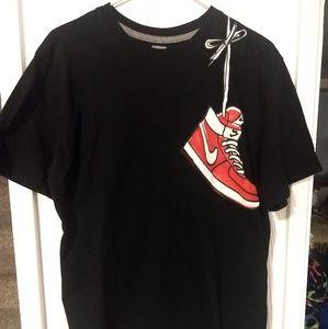 Nike Hightop shirt